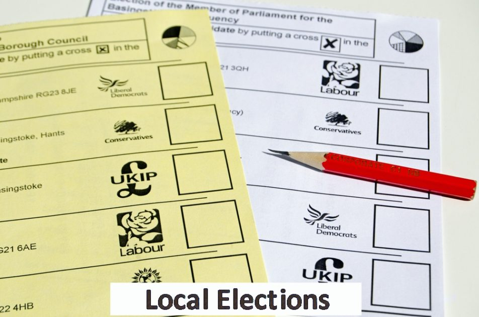 Local Elections May 6th