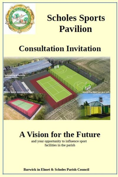 Vision Front Page